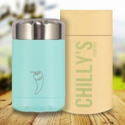 TERMO CHILLY MENTA 500ML