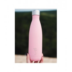 BOTELLA CHILLY 500ML ROSA