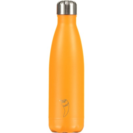 BOTELLA CHILLY 500ML ORANGE NEON