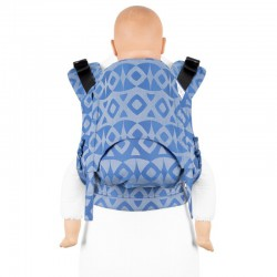 MOCHILA FIDELLA FUSION BABY NIGHT OWL SMOOTH BLUE